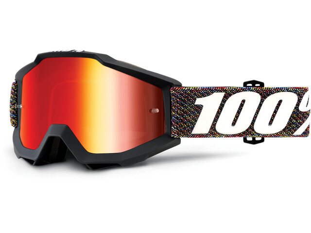100% Accuri - Gafas enduro Niños - gris